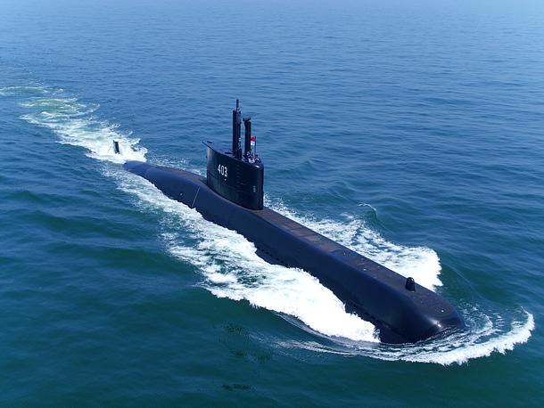 الغواصة الالمانية type 209 submarine.jpg