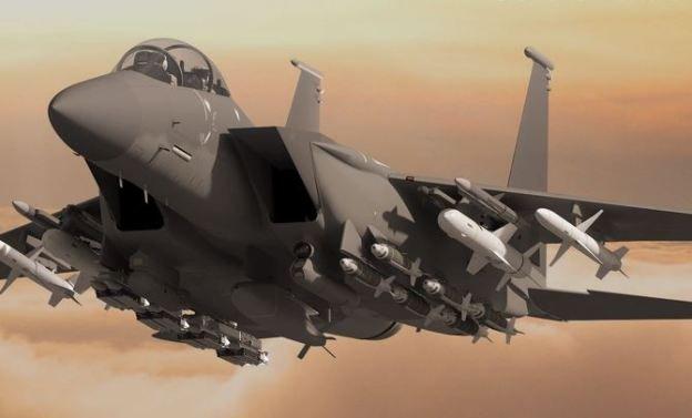 النسر الذي لا يشيخ F-15 Advanced Eagle.jpg