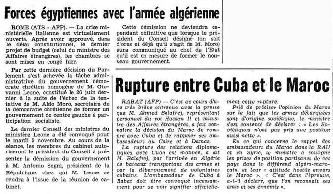 وكالة أ.ف.ب مساندة الجيشين الكوبي والمصري للجزائر في حرب الرمال.jpg