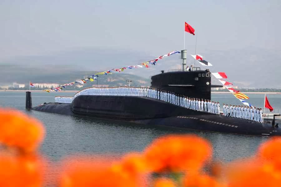 0Chinese Type 092 Xia Class Nuclear-Powered Missile Submarine (SSBN) operational Peoples Liber...jpg