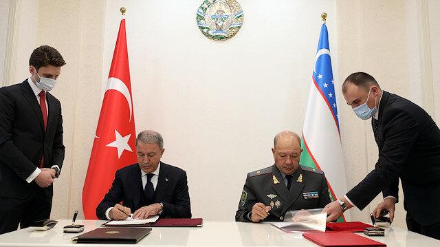 تركيا وأوزبكستان توقعان اتفاقية تعاون عسكري ?hash=167987468bfcc83368ba1df9c78990b4