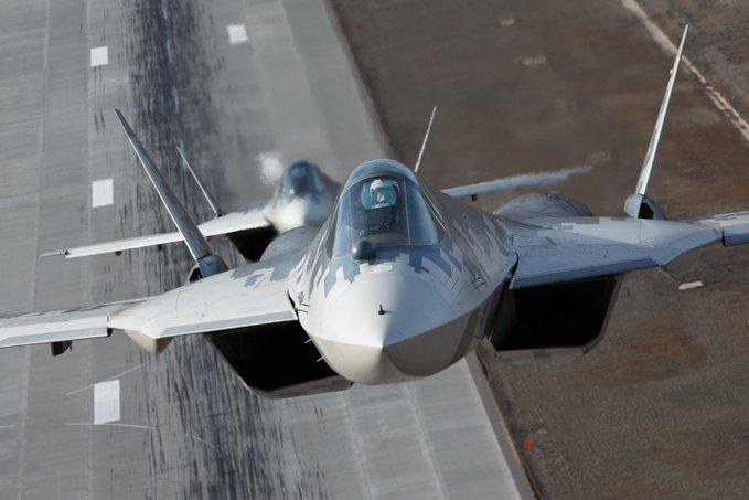 """دولة عربية تبدي اهتماما بمقاتلة """"سو-57"""" (صورة) - صفحة 2 ?hash=d3ebf5365e2c67df6f4a01a187510148"""