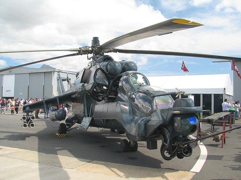 800px-Mi-24_Super_Agile_Hind_on_ground_2006.jpg