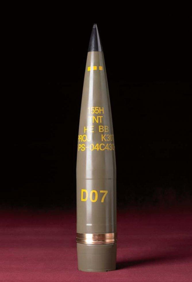 PROJECTILE 155MM Base Bleed HE, K307_0.jpg