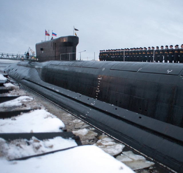 Russia will start building seventh Borei-class submarine on December 18 1.jpg