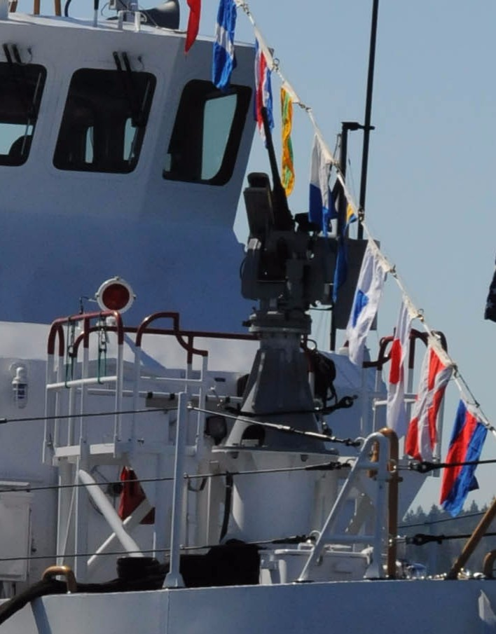 The_USCGC_Sea_Devil_mounts_a_remote-controlled,_gyro-stabilized_machine_gun_on_her_bow.jpg