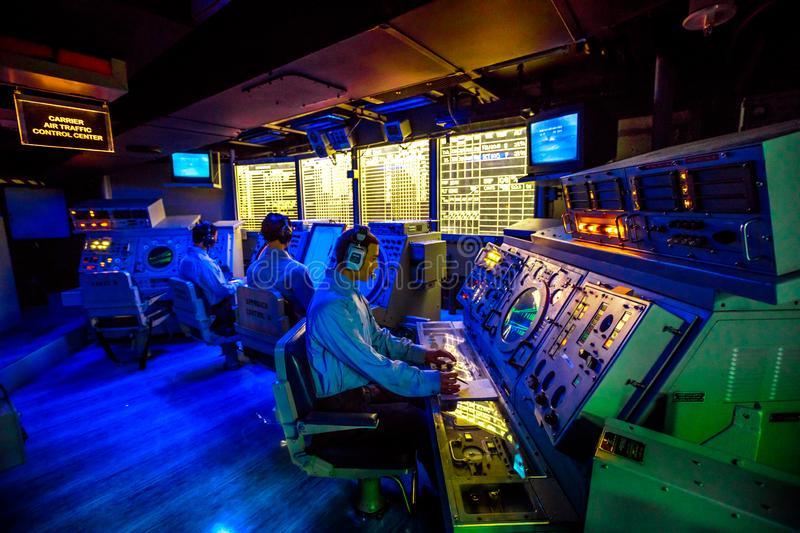 uss-midway-battleship-war-room-san-diego-navy-pier-california-usa-july-soldier-operators-detec...jpg